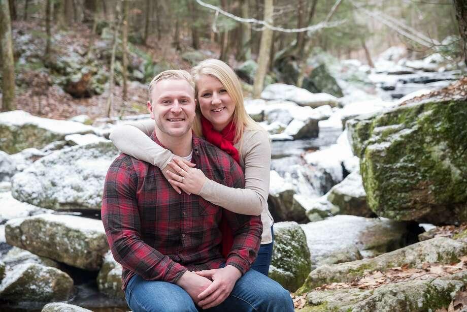 Zachary Thamm and Marisa Birdsell Photo: Contributed Photo / Garret Ward Photography