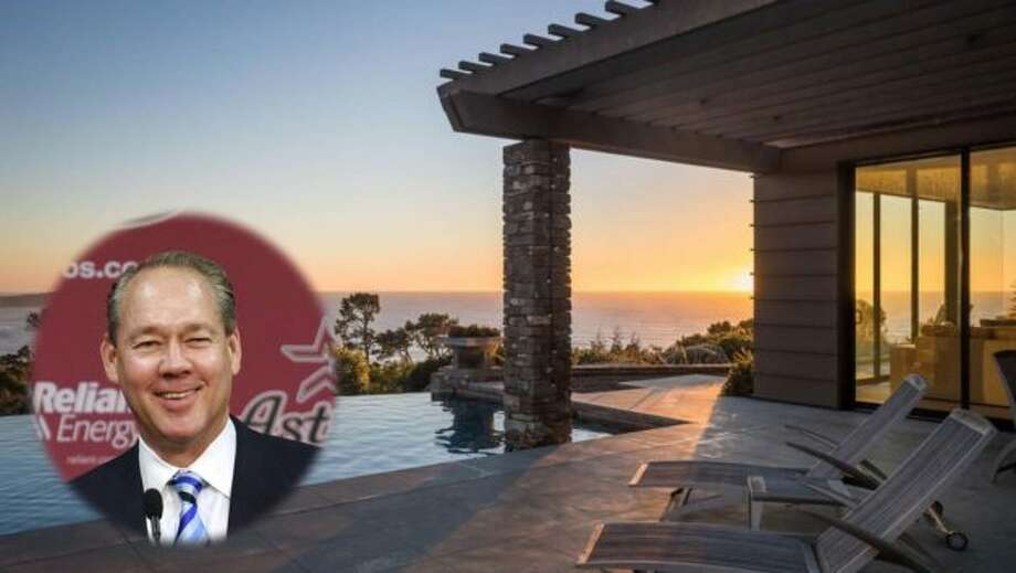 Houston Astros owner Jim Crane has listed his 12,000-square-foot Pebble Beach, Calif. home for $37.9 million. (Photos provided by Realtor.com) Photo: Realtor.com