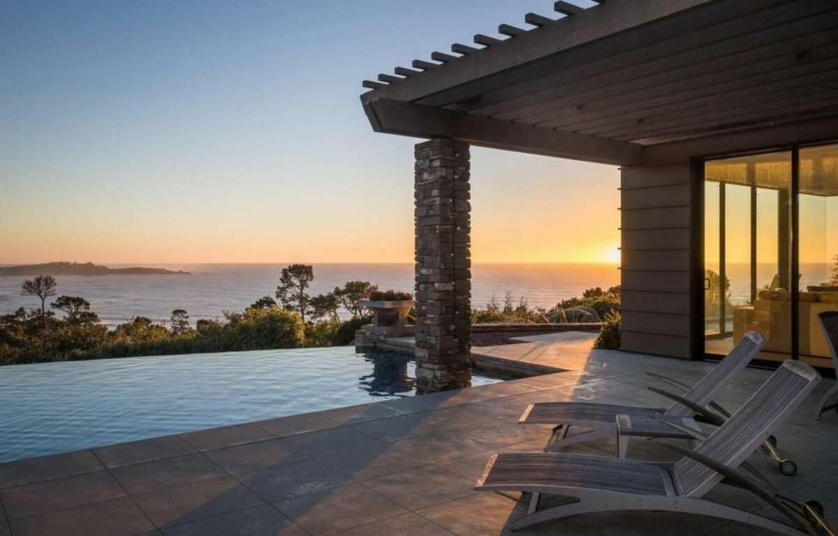 Houston Astros owner Jim Crane has listed his 12,000-square-foot Pebble Beach, Calif. home for $37.9 million. (Photos provided by Realtor.com)