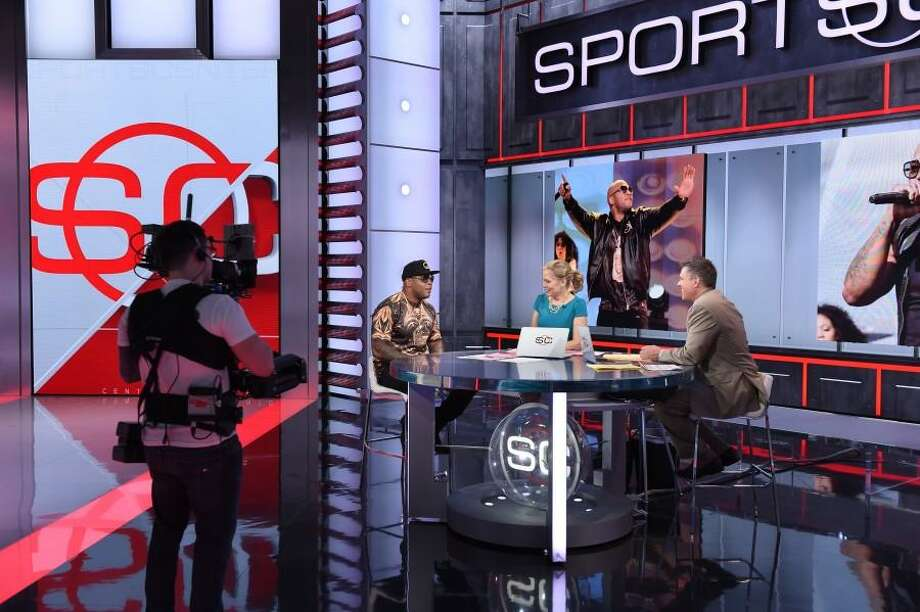 "A taping of ""SportsCenter"" at the Bristol studios of ESPN, which claimed Connecticut tax credits for the 2016 fiscal year of $29 million covering $122 million in expenditures, the most of any company in the state. Photo: (Joe Faraoni /ESPN Images) / (Joe Faraoni /ESPN Images) / Connecticut Post Contributed"