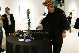 ShrimpFest preview at the Ellen Noel Art Museum.