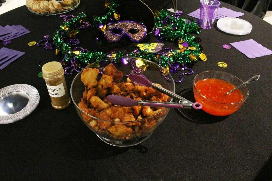 ShrimpFest preview at the Ellen Noel Art Museum. Photo: Mercedes Cordero
