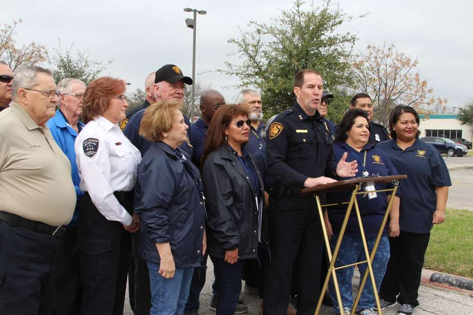 The San Antonio Police Department announced their participation on Feb. 10, 2017, in the Warrant Resolution Campaign.