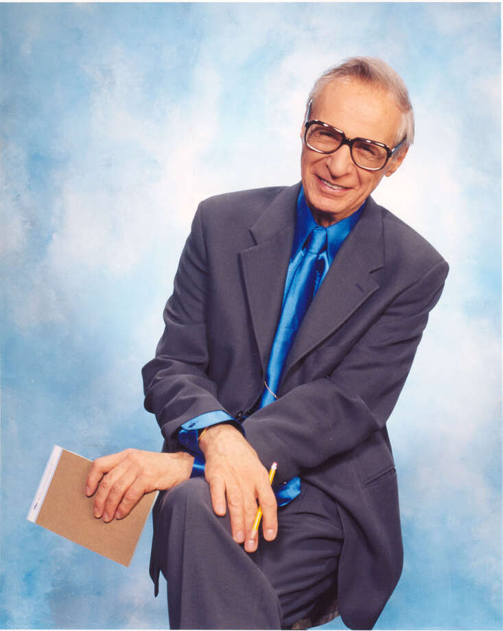 "Part mentalist and part showman, ""The Amazing Kreskin"" won't be paid for his performances at Bridgeport's Downtown Cabaret Theatre on Feb. 18 and 19 unless he can find where his check has been hidden in the venue. Photo: Contributed Photo / Connecticut Post Contributed"