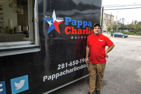 Wesley Jurena of Pappa Charlies Barbeque exemplifies the Bayou City's barbecue-startup culture.