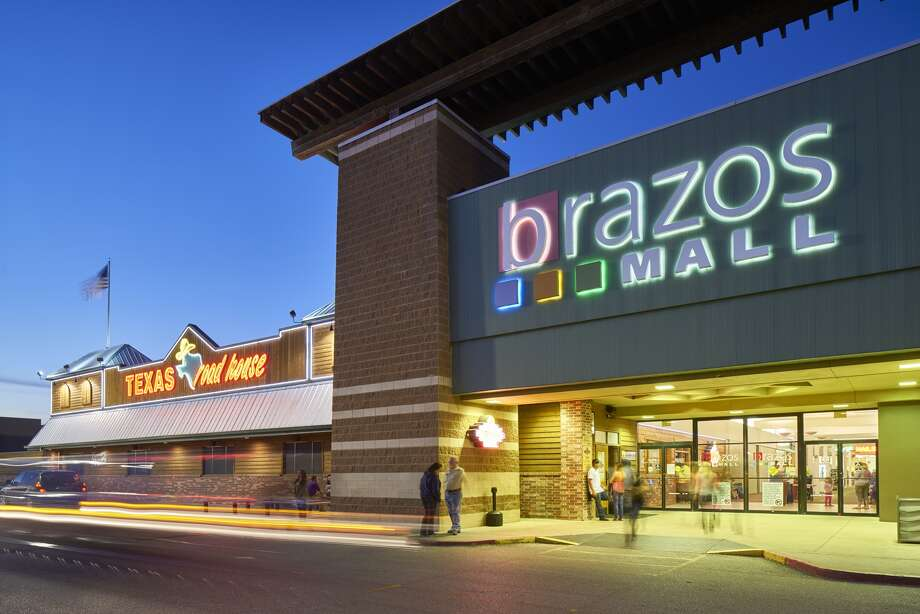 Brazos Mall in Lake Jackson is getting a $25 million makeover. (Courtesy of Centennial)