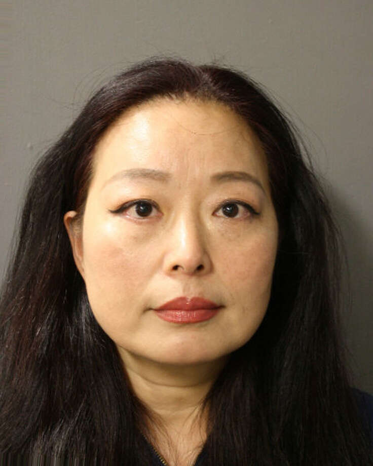 Zheng RongKeep clicking for more photos from this incident, plus mugshots from a massive Super Bowl prostitution bust. Photo: Harris Co. Constable Pct. 4