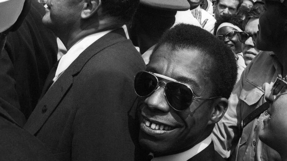 """The Hearst Movie & A Martini group will meet to see the Oscar-nominated documentary about writer James Baldwin, """"I Am Not You Negro,"""" on Thursday, Feb. 16, at the Avon Theatre in Stamford. Photo: Contributed Photo / Connecticut Post Contributed"""
