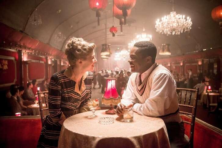 "Rosamund Pike as Ruth Williams and David Oyelowo as Seretse Khama in ""A United Kingdom."" MUST CREDIT: Stanislav Honzik, Fox Searchlight Pictures"