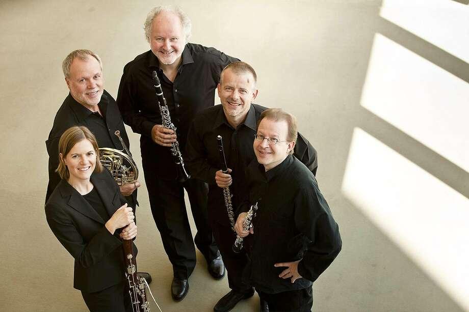 The Wind Quintet is made up of Berlin Philharmonic members. Photo: Peter Adamik