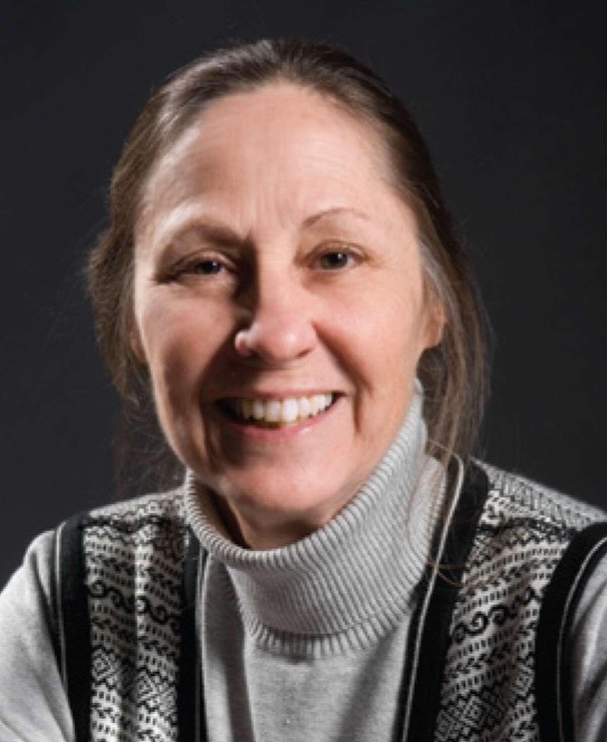 Marjorie Corcoran (Rice University handout)
