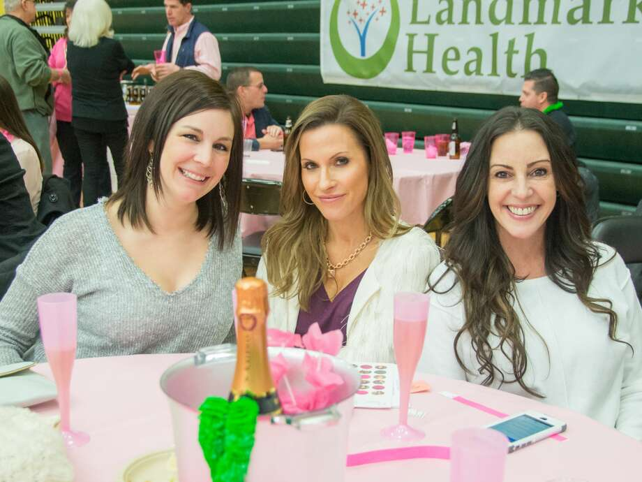 Were you Seen at the 17th annual 'Pink Zone' Siena women's basketball game on campus at the Alumni Recreation Center on Friday, Feb. 10, 2017?  Photo: Sandy Spicer