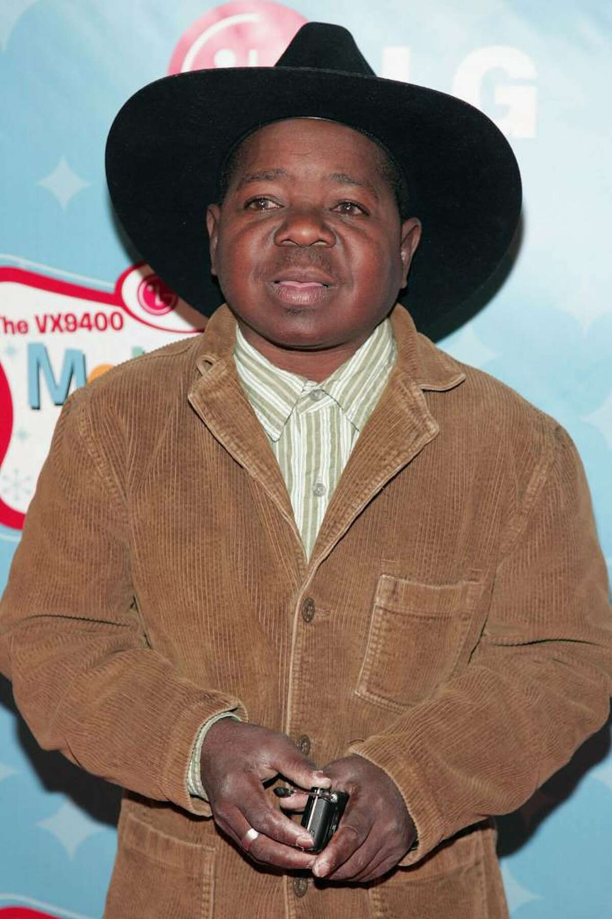 LOS ANGELES, CA - JUNE 19: Actor Gary Coleman arrives at the LG's Mobile TV Party held at Paramount Studios on June 19,2007 in Los Angeles, California. (Photo by Frazer Harrison/Getty Images) *** Local Caption *** Gary Coleman