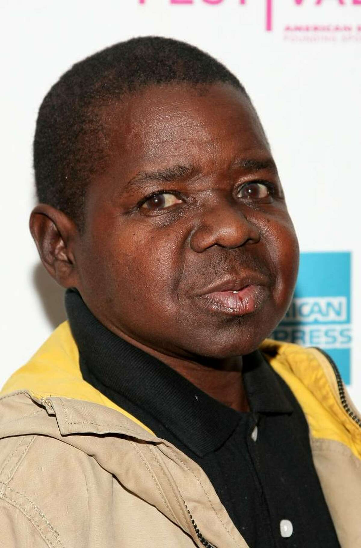 """NEW YORK - APRIL 25: Actor Gary Coleman attends the premiere of """"Midgets vs. Mascots"""" during the 2009 Tribeca Film Festival at AMC Village VII on April 25, 2009 in New York City. (Photo by Michael Loccisano/Getty Images for Tribeca Film Festival) *** Local Caption *** Gary Coleman"""