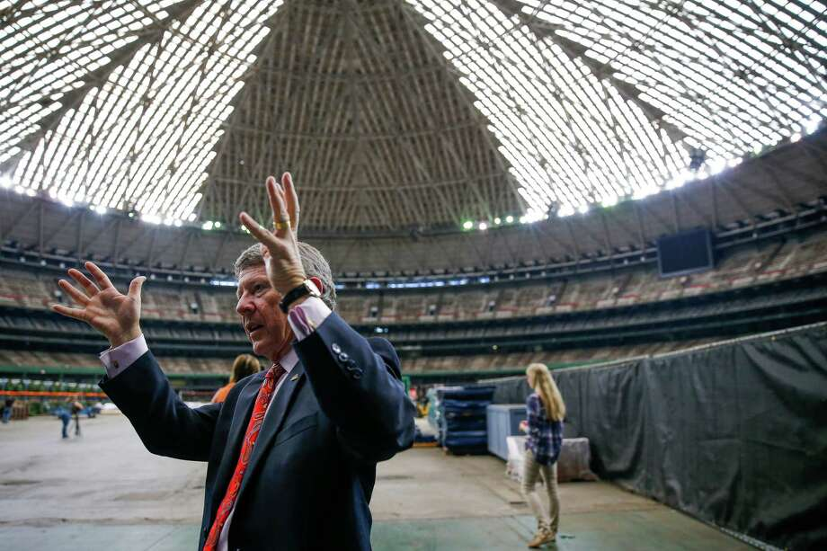 Harris County Judge Ed Emmett, above, opposes a bill filed by state Sen. John Whitmire that 