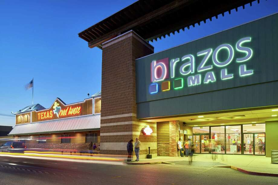 Dallas-based Centennial Real Estate Co., the owner of Brazos Mall, says it will invest $25 million in the property. Photo: Courtesy Of Centennial Real Estate / Weldon Brewster Photography