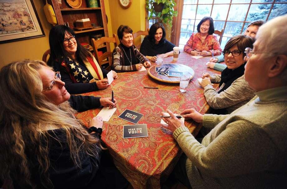 Monroe Women Continue The March Connecticut Post