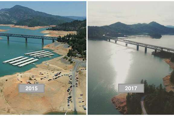 Shasta Lake  