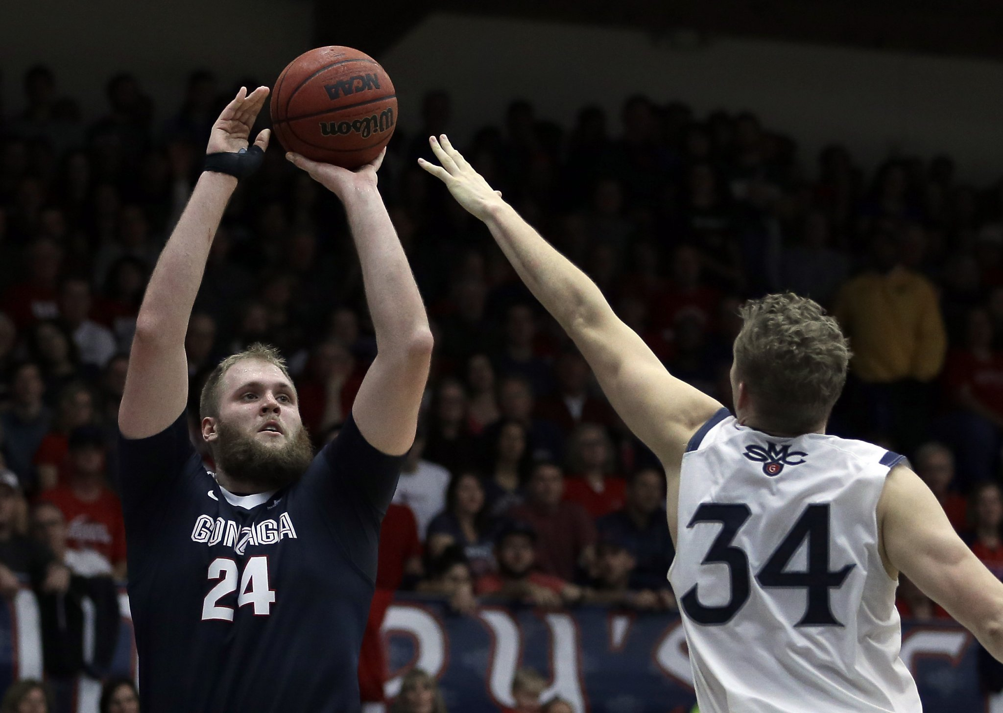 St. Mary's spotlight dimmed by loss to Gonzaga