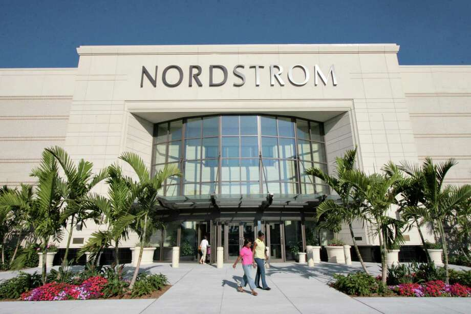 Nordstrom Inc. is among 140 retailers that have already signed on with ChargeItSpot, which sets up phone charging stations inside stores, stadiums, casinos and hospitals. Photo: Bloomberg News /File Photo