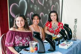 The city's first Galentine's celebration was at La Botanica Saturday, Feb. 12, 2017. There was dancing, food and drinks. Proceeds benefited Planned Parenthood.