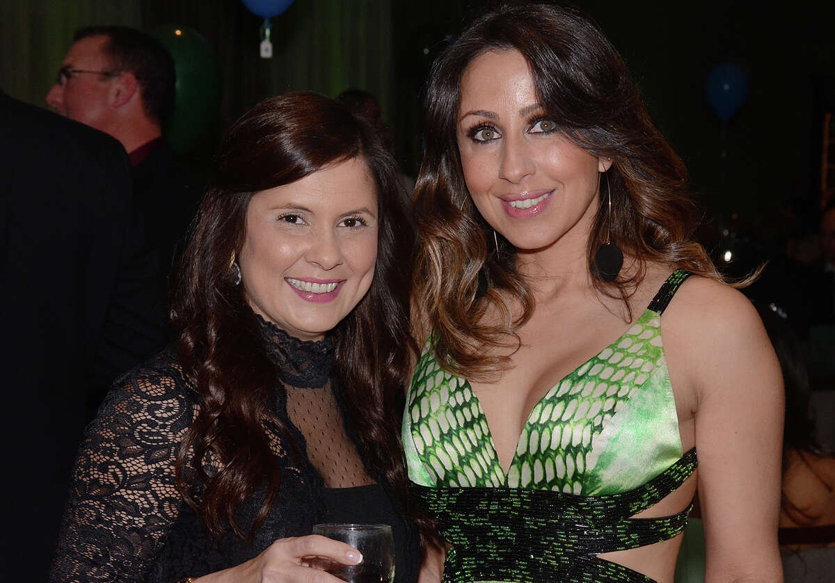 The Greater New Milford Chamber of Commerce held its nineteenth 2017 Crystal Winter Gala at the Amber Room Colonnade in Danbury on February 11, 2017. Guests enjoyed an auction, fundraisers, a DJ and an open bar. Were you SEEN?