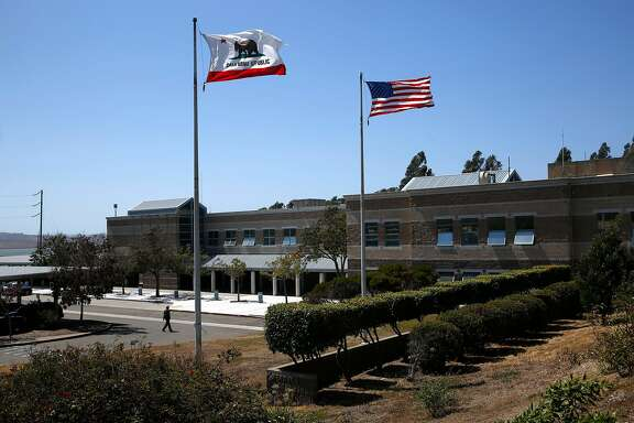 A view of the outside of the West County Detention Jail Facility in Richmond, Calif., on Thursday, September 3, 2015.