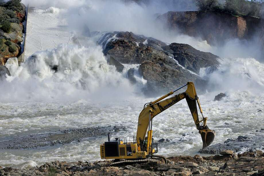 Eye-opening effects of the drought-killing storms - SFGate