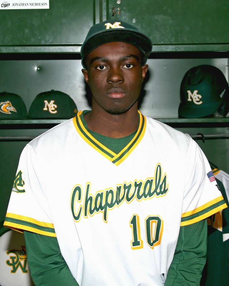 Midland College baseball player Eric Senior Photo: Forrest Allen
