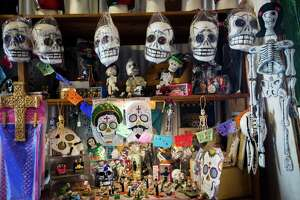 Prices for much of the Latin American folk art at Corazon could increase under a border tax.