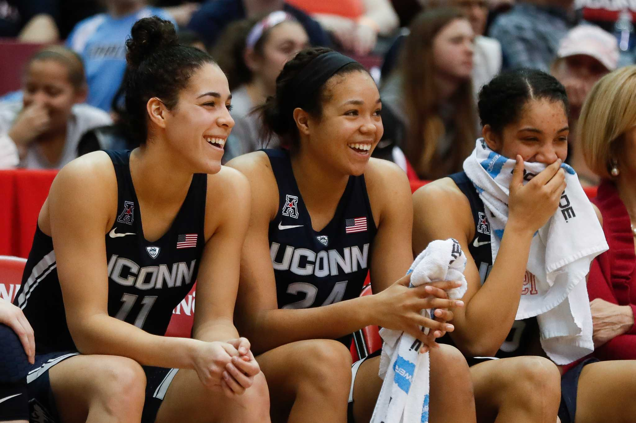b29af46414a 1 UConn women s shot at 100th straight win a testament to program s makeup