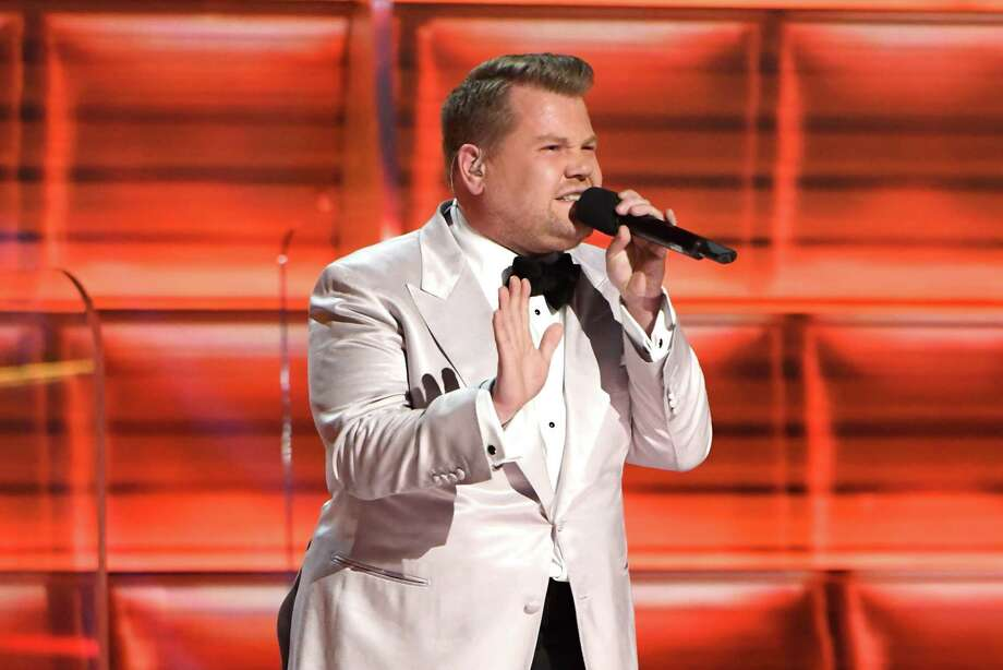 James Corden Returns to Host Grammys 2018