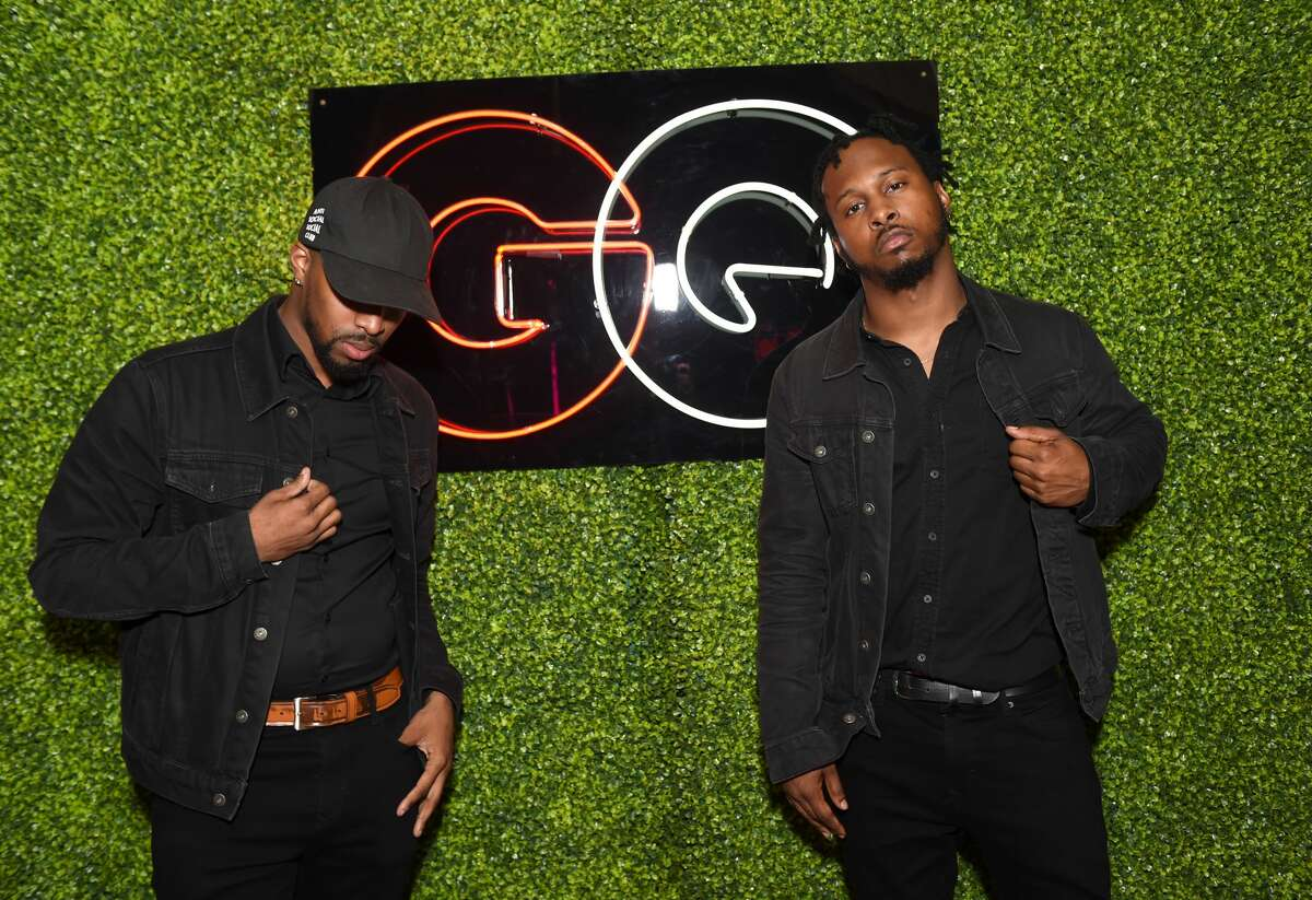 GQ and Chance The Rapper Celebrate the Grammys in Partnership with YouTube at Chateau Marmont