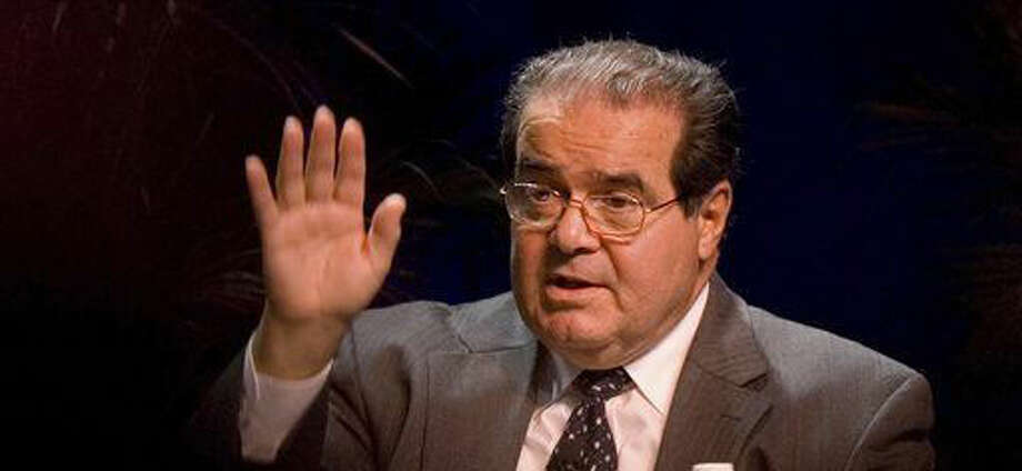 The Express-News had a worldwide exclusive in 2016 when it broke the news of Supreme Court Justice Antonin Scalia's death in Texas. Photo: Chris Greenberg, AP Photo