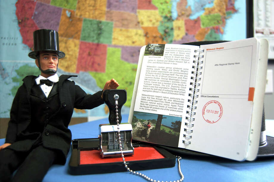 National Park passports will be stamped in Alton in honor of Abraham Lincoln's birthday. Photo: For The Intelligencer