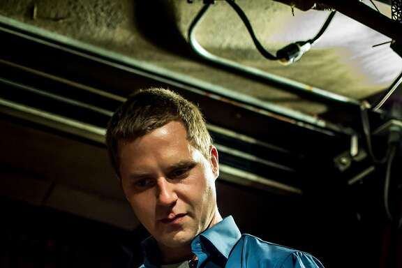 Trumpeter/composer Peter Evans