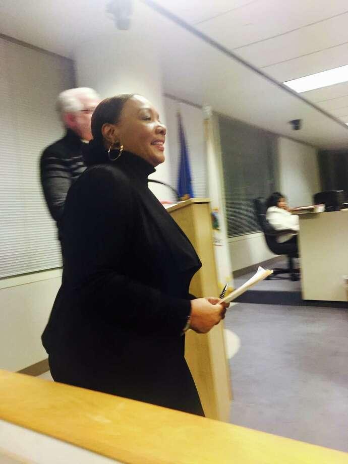 City Rep. Linda Custis, D-9. Photo: Liz Skalka / Liz Skalka