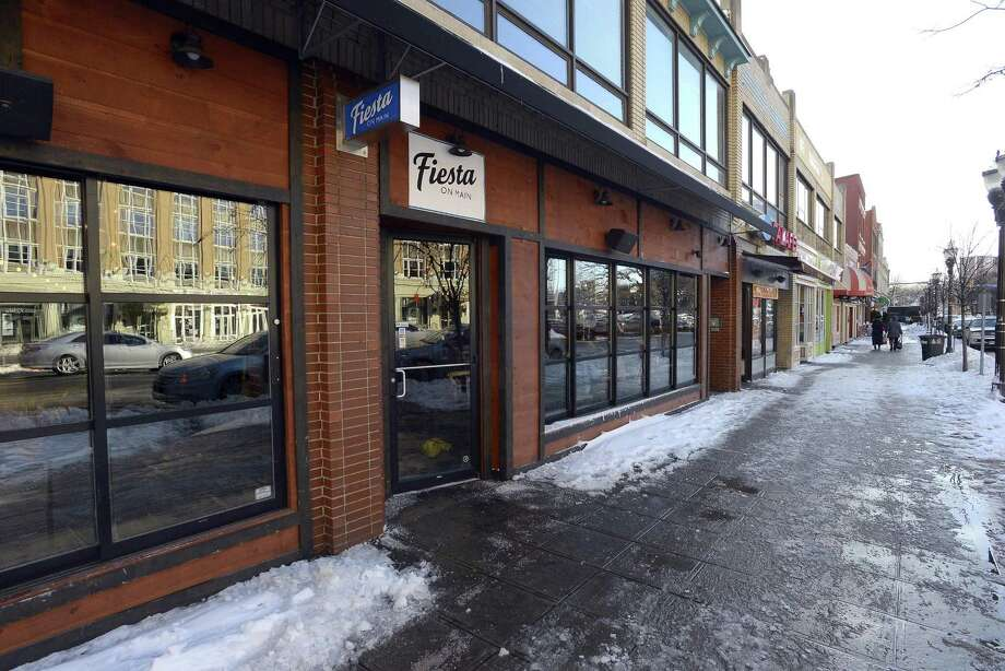 Fiesta on Main, a new Peruvian restaurant at 249 Main St. in Stamford. Photo: Matthew Brown / Hearst Connecticut Media / Stamford Advocate