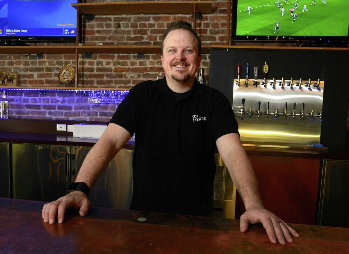 Victor Mathieu recently stepped in to help manage Fiesta on Main.