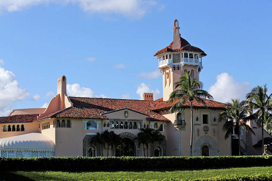 Inside Mar-A-LagoPresident Donald Trump is scheduled to spend the third weekend in a row at his Florida resort, Mar-a-Lago.>>Click through the images to see more of Donald Trump's Mar-A-Lago Estate. Photo: Miami Herald/TNS Via Getty Images