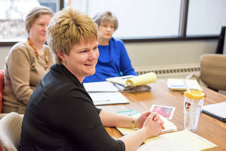 Karen Murphy, the city's director of public services. Click the arrow to the next photo to start the quiz. Photo: File