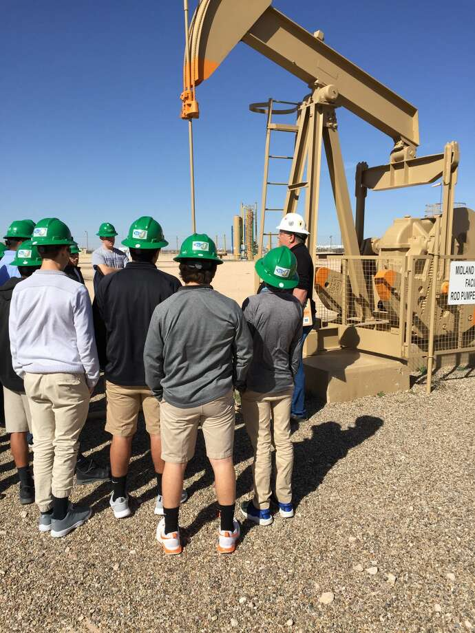 The Petreoleum Academy is another Career and Technical Education program in Midland ISD. Photo: Courtesy Of Midland ISD