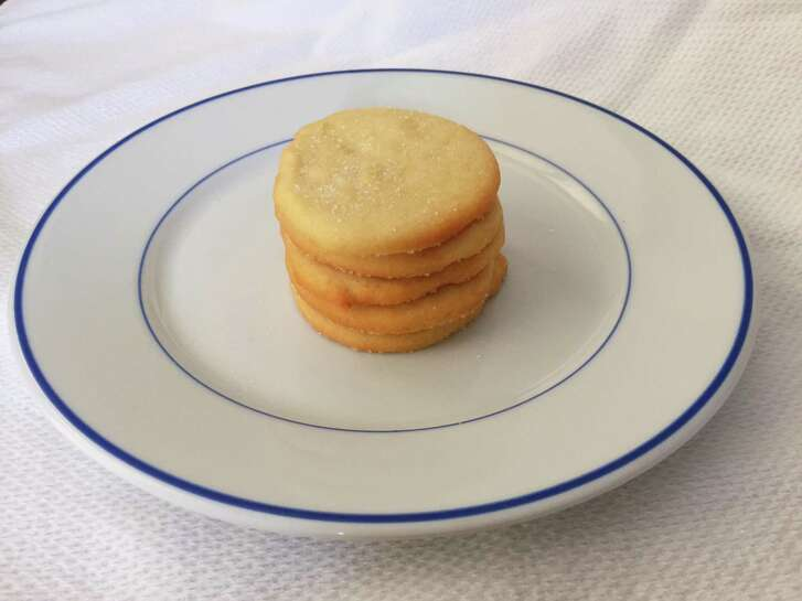 The original recipe for Girl Scout Cookies was published in 1922, and is a basic sugar cookie.