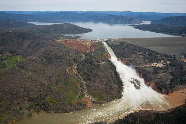 No easy solution for Lake Oroville's spillway problem - SFChronicle com