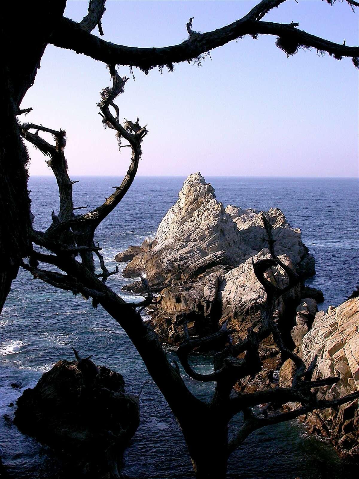 Pinnacle Point at Point Lobos State Natural Reserve at Carmel