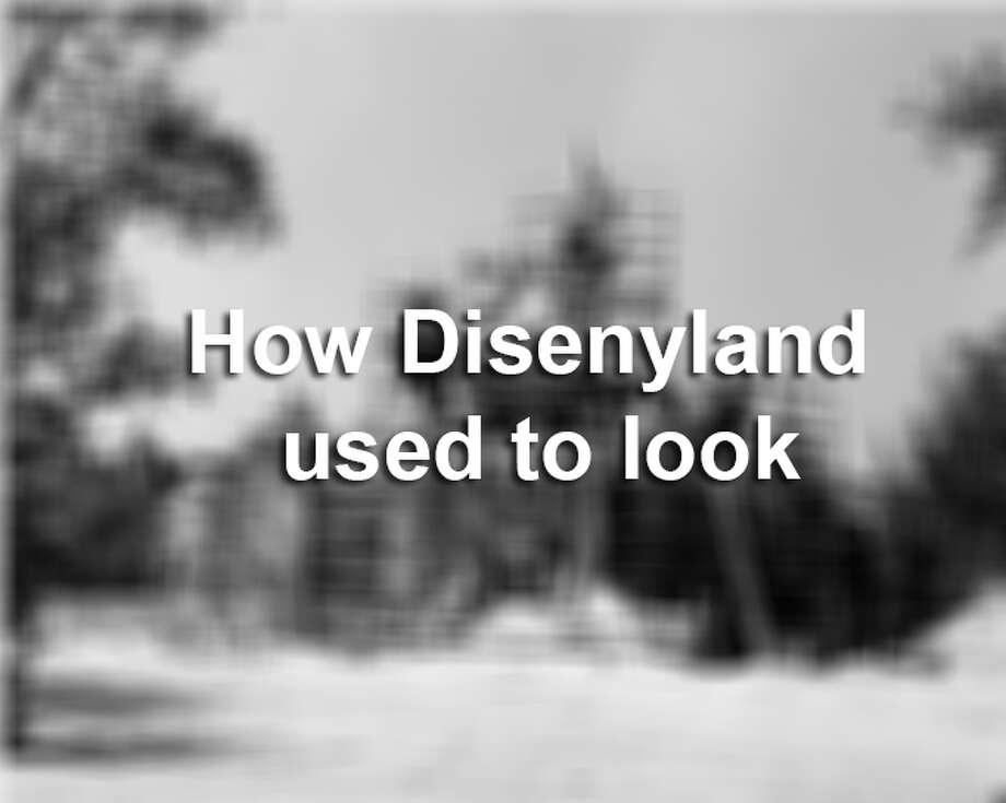 How Disneyland used to look Photo: Miller, Jessica