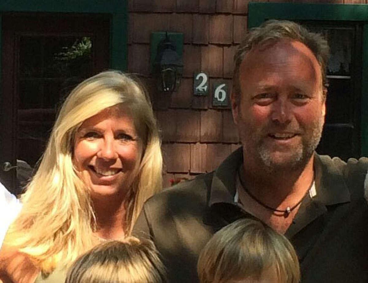 Schenectady building inspector Eric Shilling is pictured with his girlfriend, Lauren Cavanaugh. (Courtesy Lauren Cavanaugh)