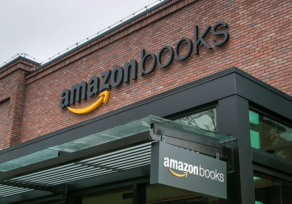 Amazon opened its first retail bookstore, in Seattle, in 2015.