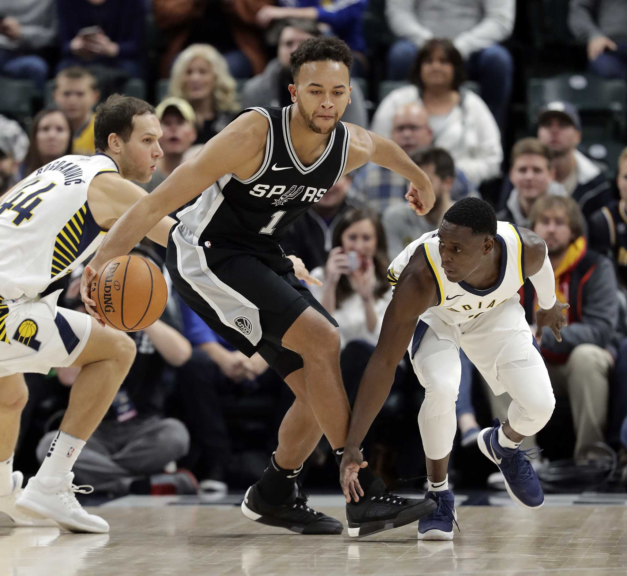Spurs First Team Players Squad: Leonard Wants Spurs To Stick With Current Roster