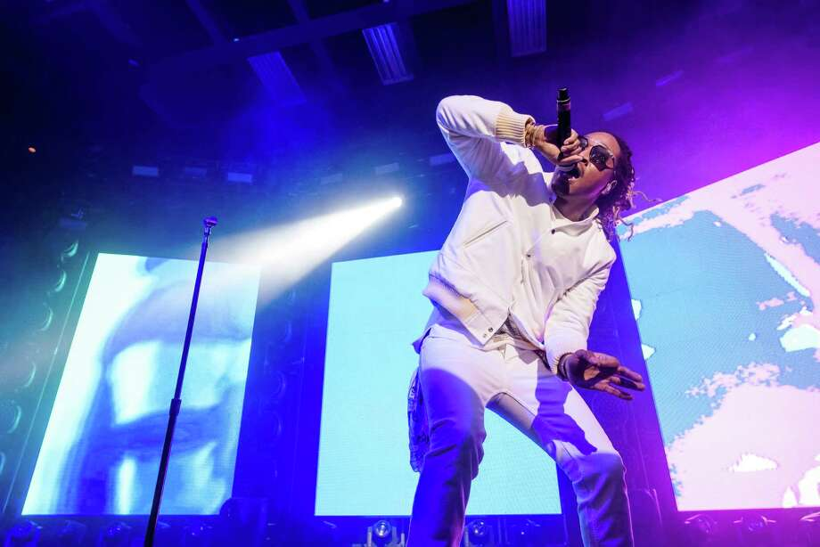 Atlanta rapper Future performs in Silver Spring, Maryland, in February. MUST CREDIT: Photo tor The Washington Post by  Kyle Gustafson Photo: Kyle Gustafson, For The Washington Post / Kyle Gustafson